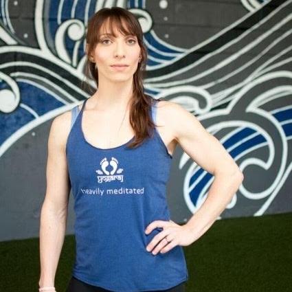Sarah Costanza, Instructor & Stretch Therapist