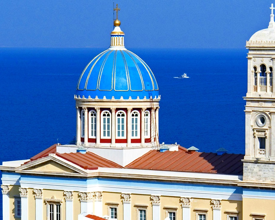 Best Hotels in Syros -
