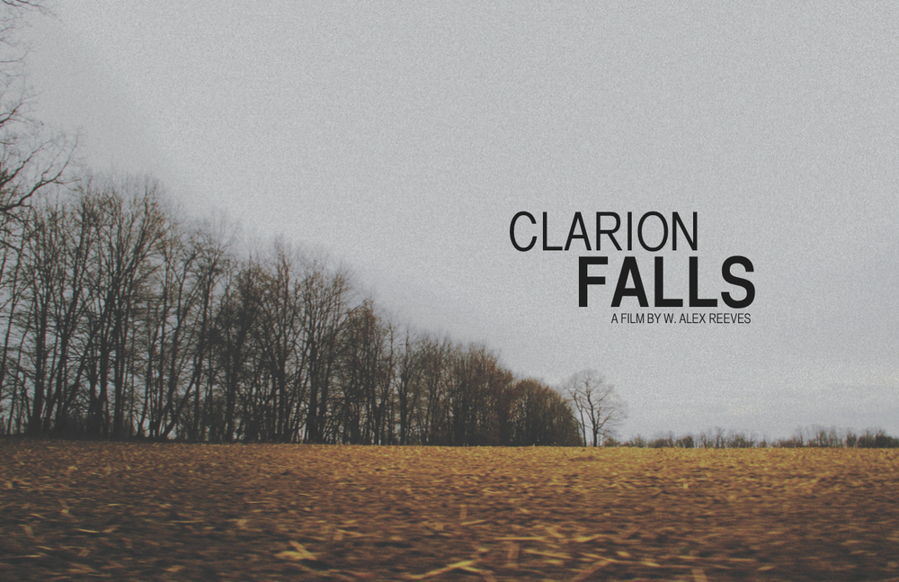 Clarion Falls   Just days after returning to the secluded rural cabin where she grew up, June is stunned to discover the dead body of her estranged brother, a recovering drug addict. His death is ruled an overdose, but as more details come to light about his final days, June grows increasingly suspicious. Ignoring ominous warnings from the local sheriff, she embarks on a harrowing investigation that unearths old family secrets, exposes a town-wide conspiracy, and places her own life in incredible danger.   A dark, dramatic thriller set in the deep woods of Appalachia, CLARION FALLS tells the story of a young woman estranged from her family, running from her past, struggling for redemption and fighting for her life.  CLARION FALLS is prepped and ready to go into production upon capitalization of financing.   http://www.clarionfallsmovie.com