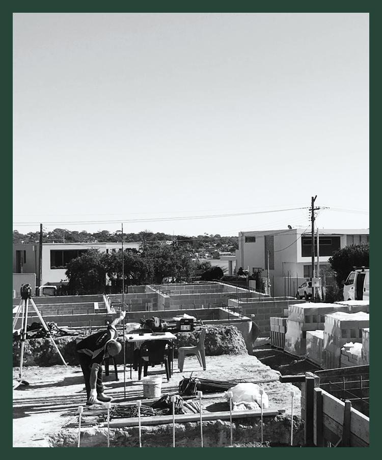 SANS SOUCI - 2016 - IN PROGRESSUNDER CONSTRUCTIONARCHITECT:ROBERT PARISIARCHITECTURE AND DESIGN