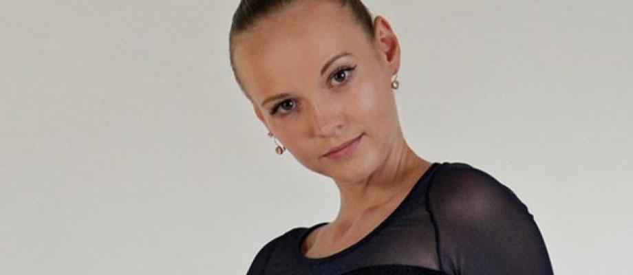 Solotänzerin Anastasia Markina von der Vereingung Wiener Staatsopernballett