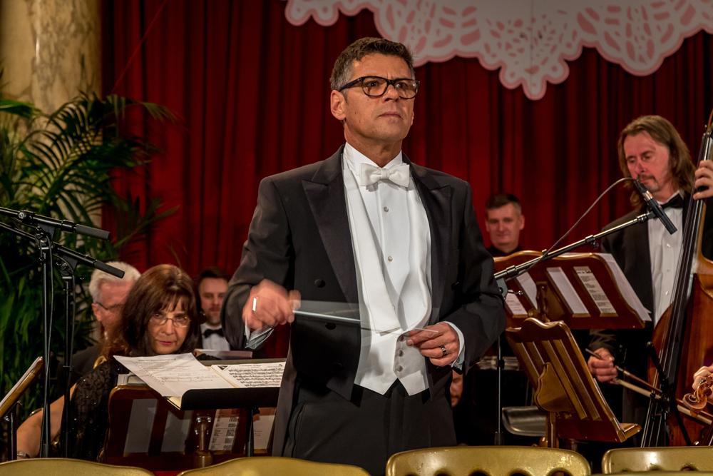 Wiener Ballorchester Wolfgang Steubl