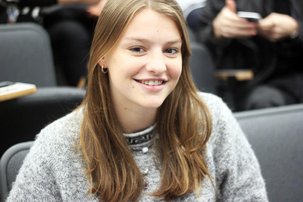 Olivia Shepherd from Basingstoke