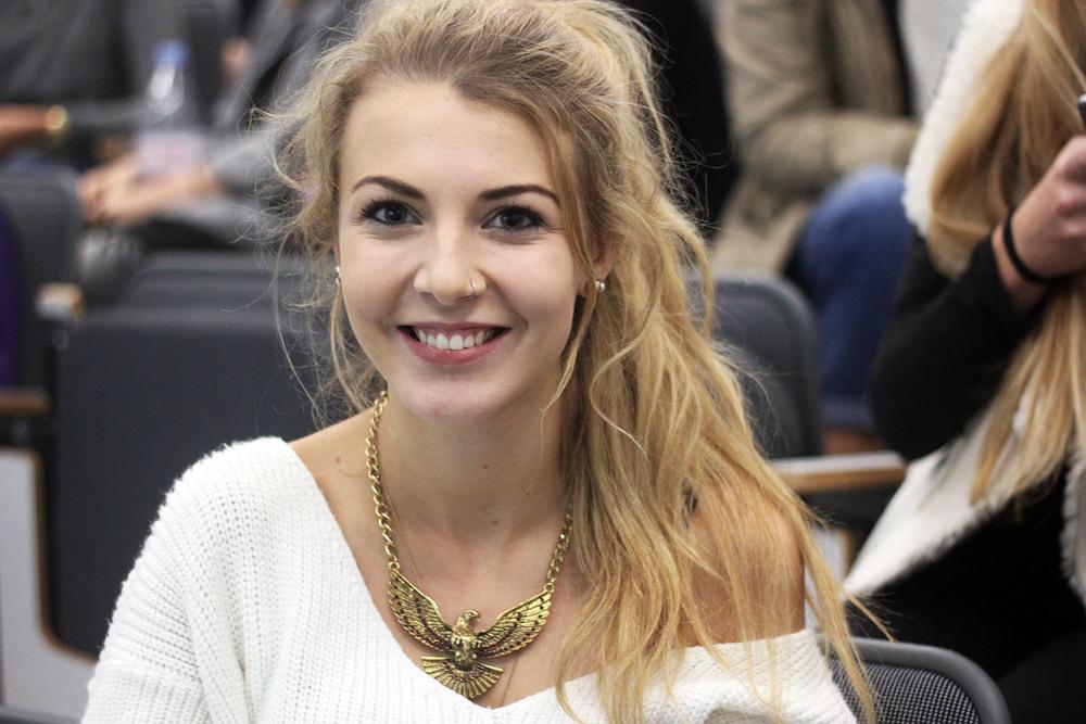 Lizzie Willis from Dorking, Surrey