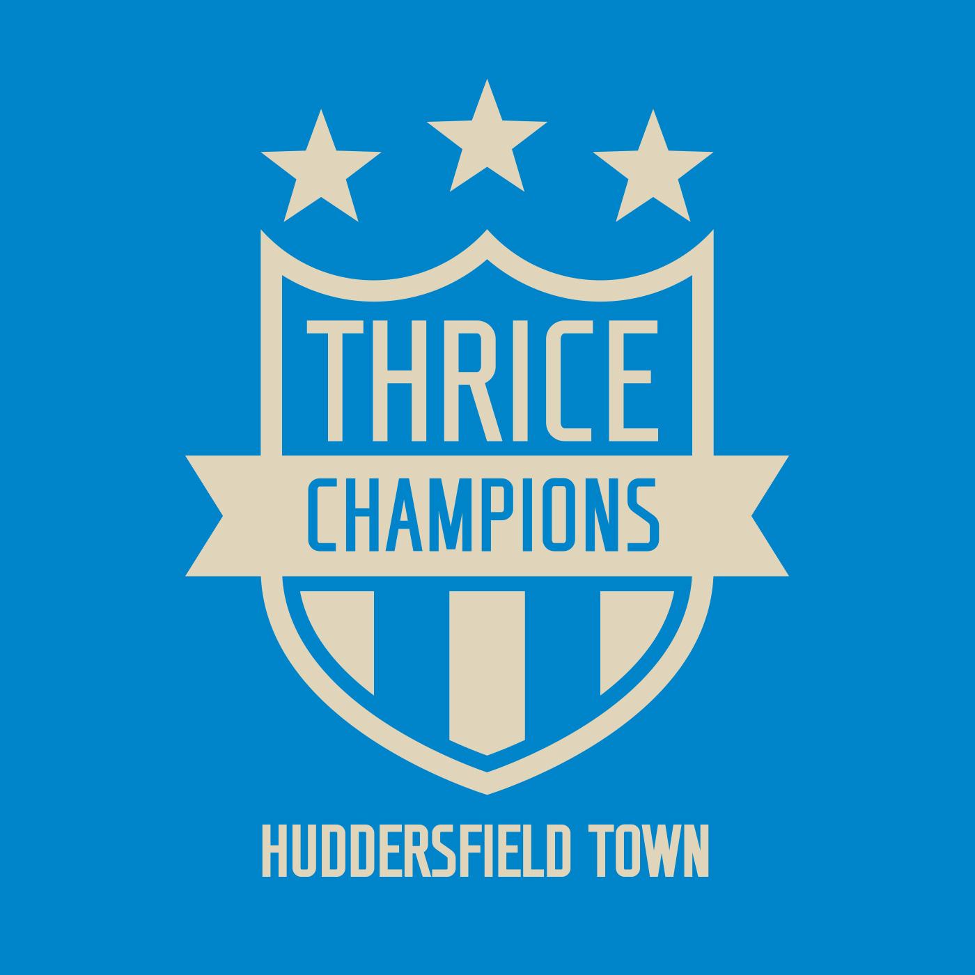 Podcast - Thrice Champions