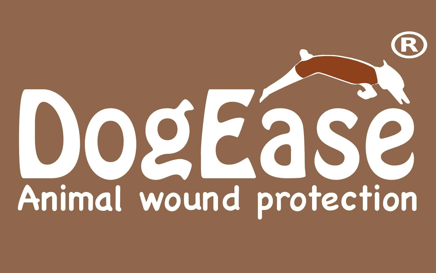 DogEase Animal Wound Protection | Alternative to the cone | Pets after surgery | dogs well-being | bamboo | Medical Pet