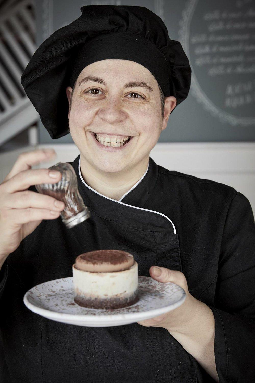 la Pastry Chef Barbara Giovanetti, ph. Sabrina Rossi