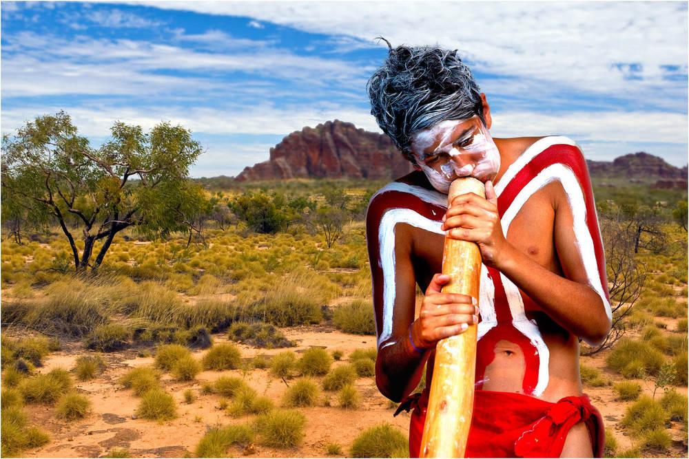 Didgeridoo in the Kimberly