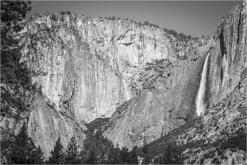 Daybreak Yosemite
