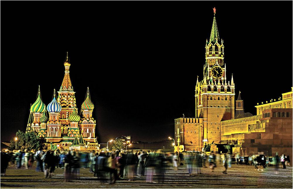 St Basils and the Kremlin