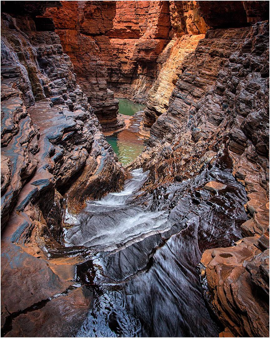 Hancock's Gorge