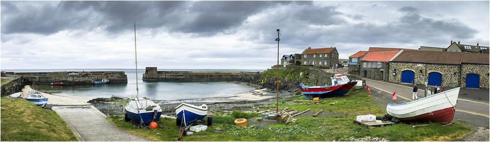 Coastal Vignette Northumberland
