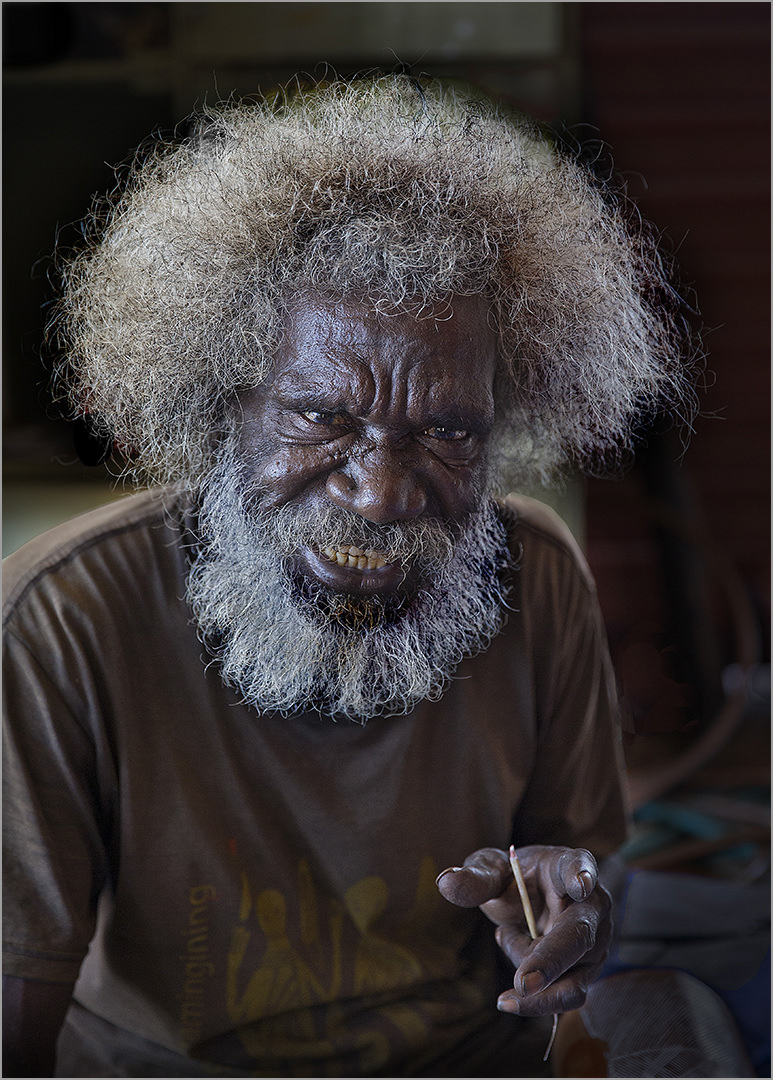 Arnhem Land Painter
