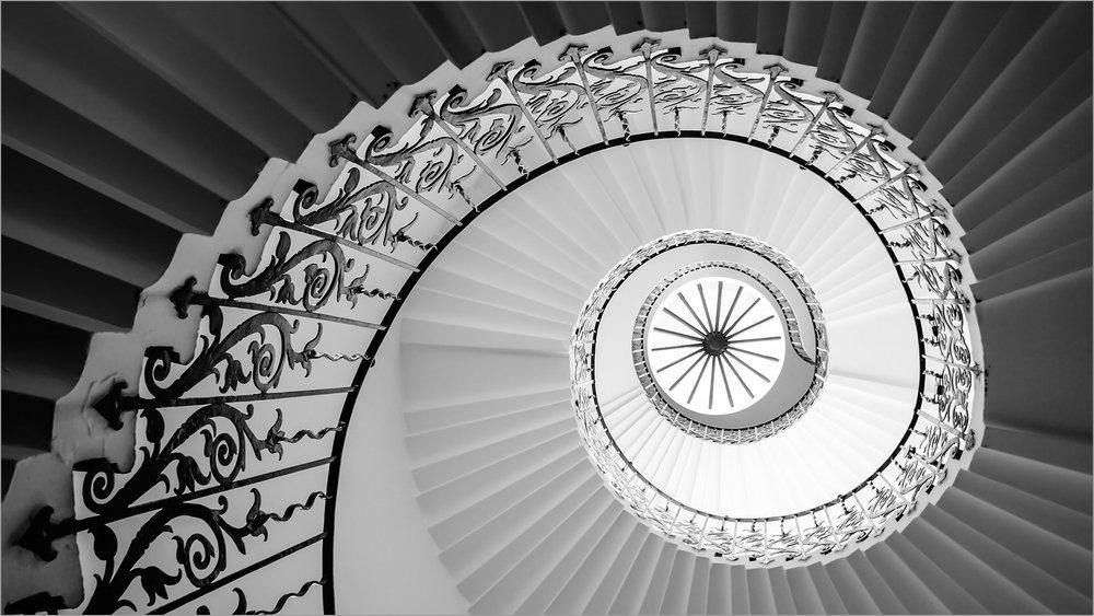 Spiral Staircase Greenwich