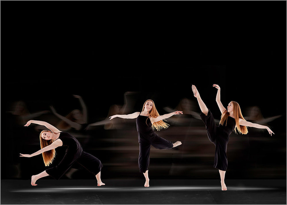 Contemporary Dancing