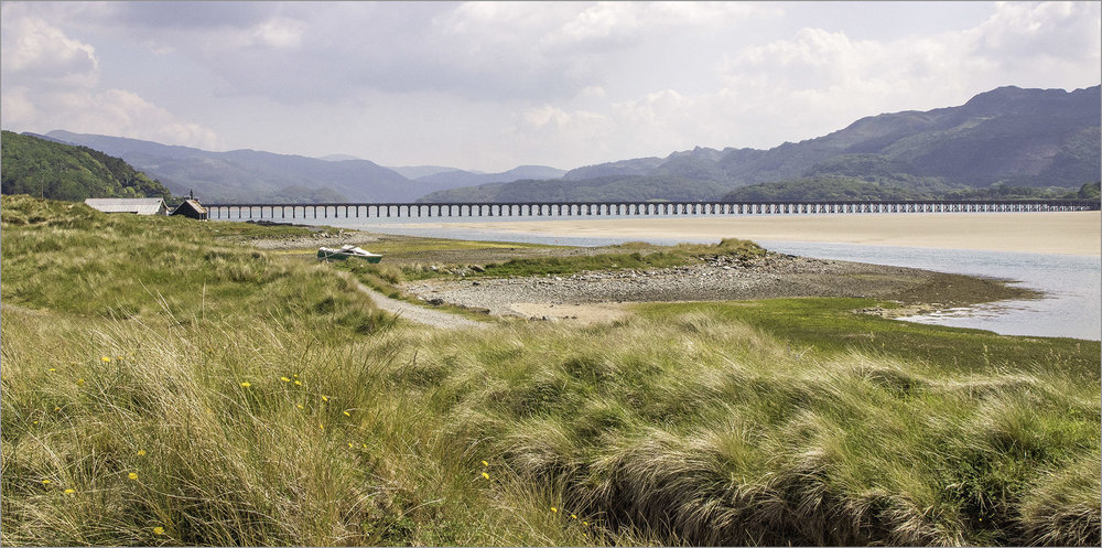 To Barmouth Bridge