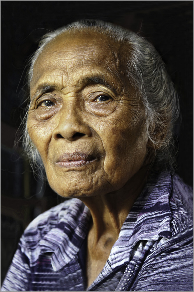 Proud Old Lady, Bali