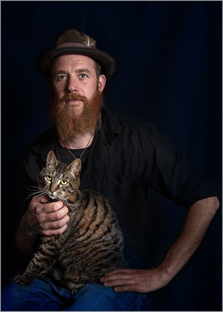 Jimmy and the Cat