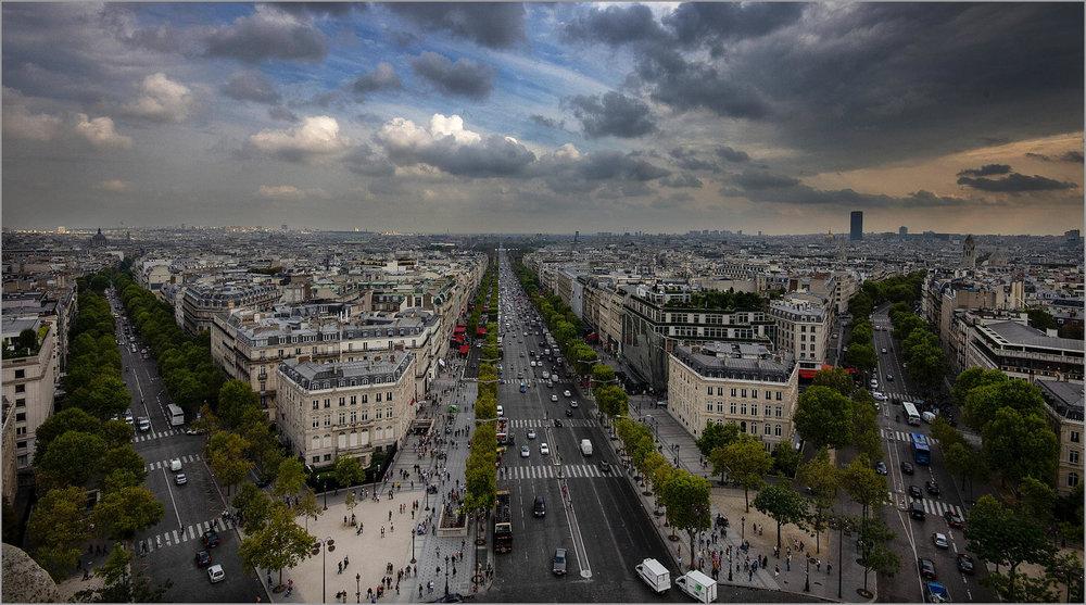 Paris Suburbs