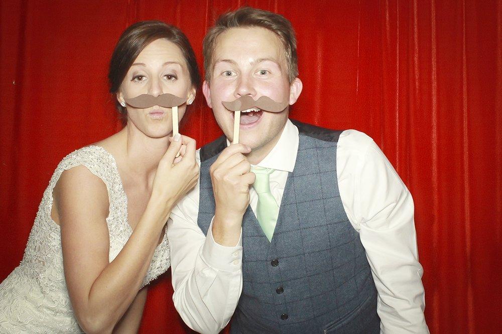 Gladys & the Bubblettes Wedding Photo Booth Loch Lomond