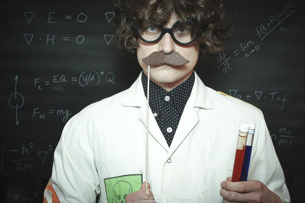 Science Photobooth Edinburgh