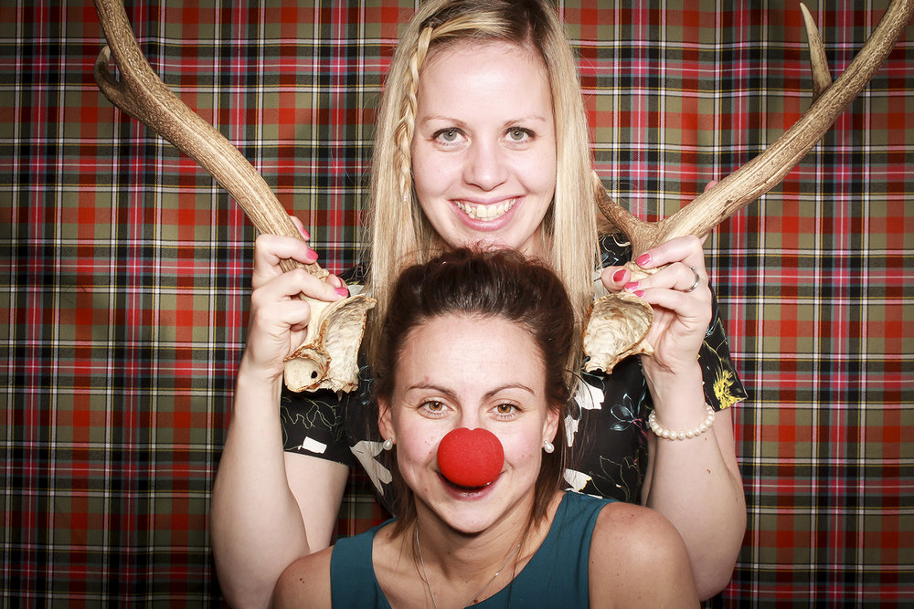 Scottish Christmas Photobooth