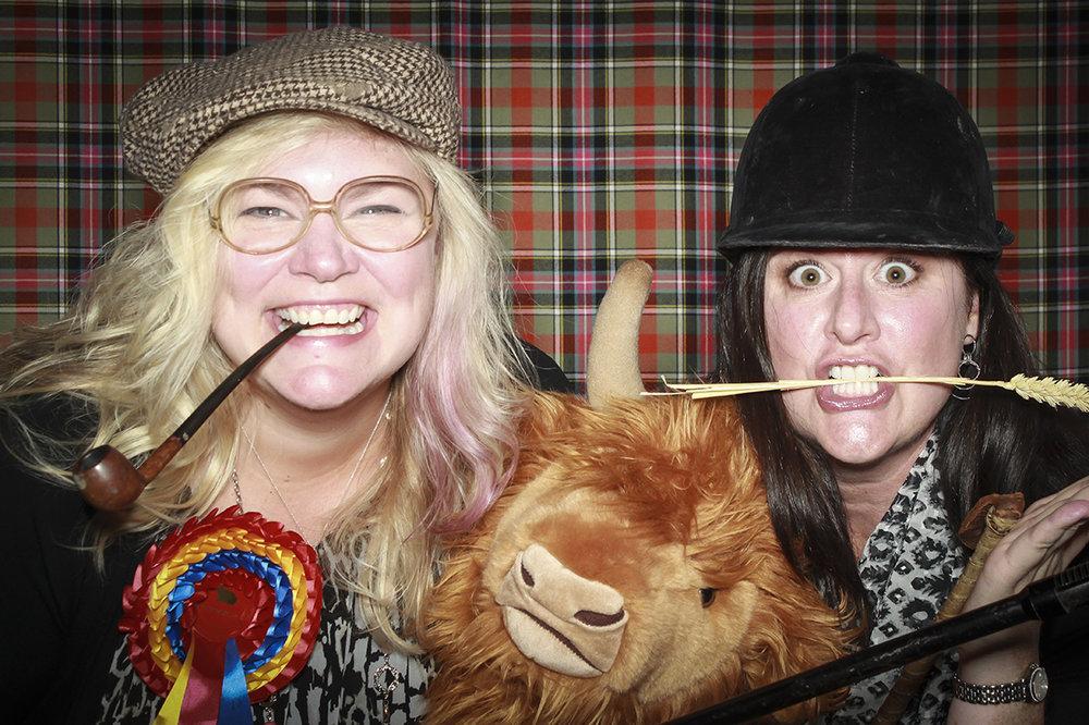 Scottish Farmers Market Photobooth