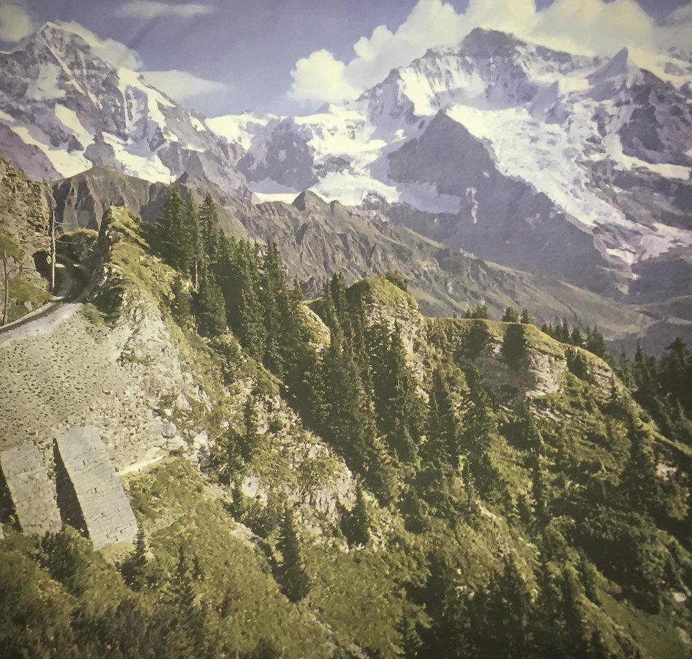 70s Alpine kitsch