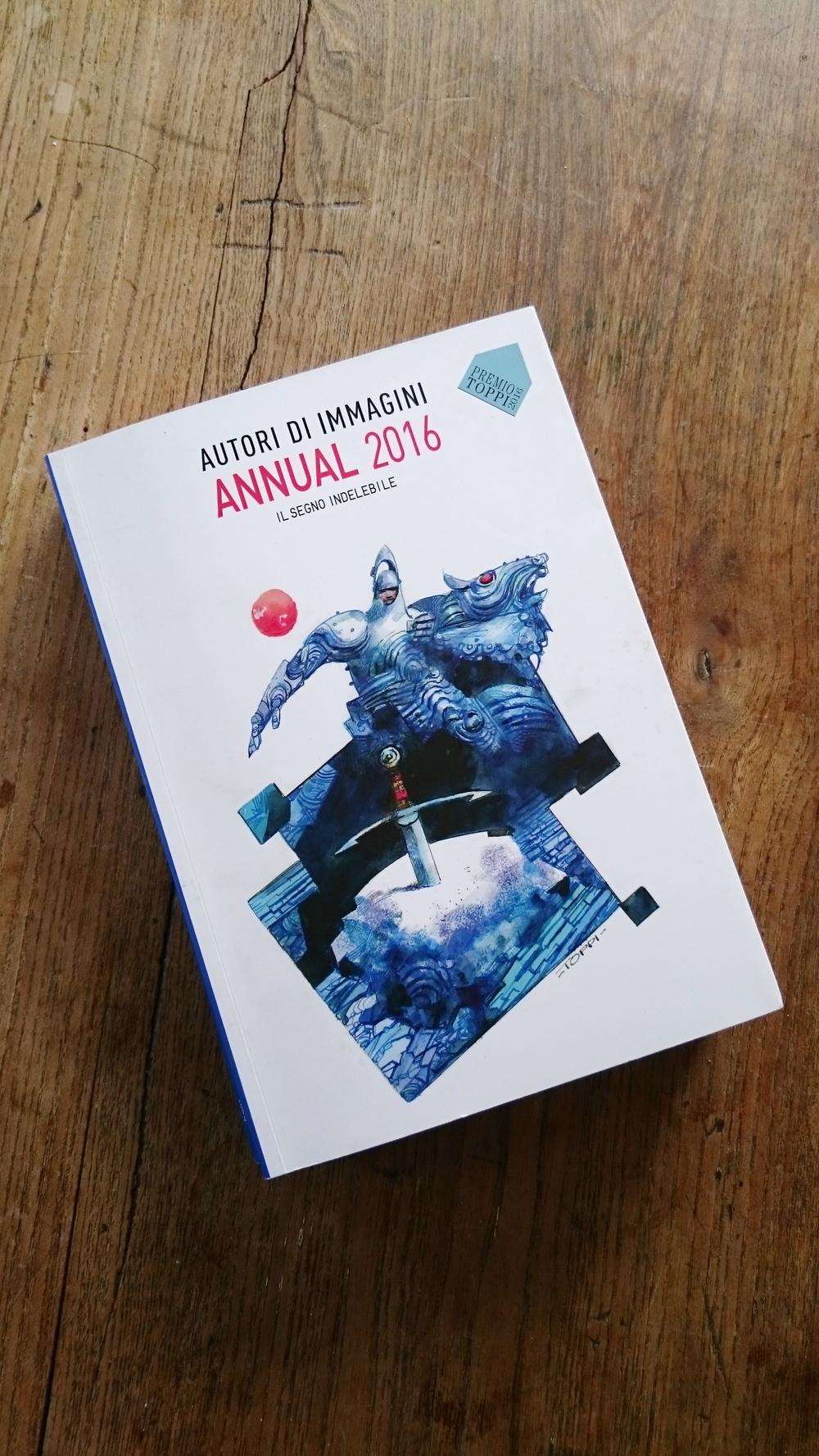 Annual Autori di Immagini 2016
