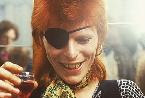 #ripdavidbowie What a legend! ✨💫✨
