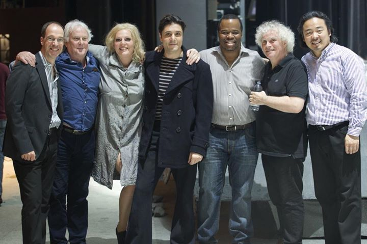 Cast of Manon Lescaut - Baden-Baden 2014