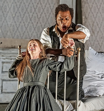 Lucia di Lammermoor, ENO 2018