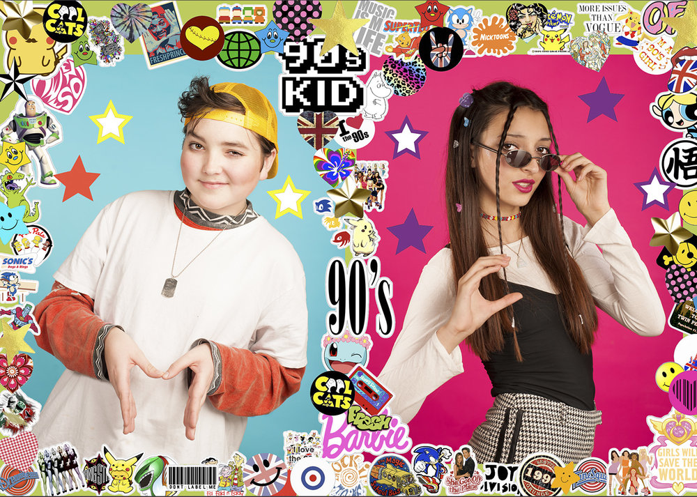 2014 – 90s Cool Kids