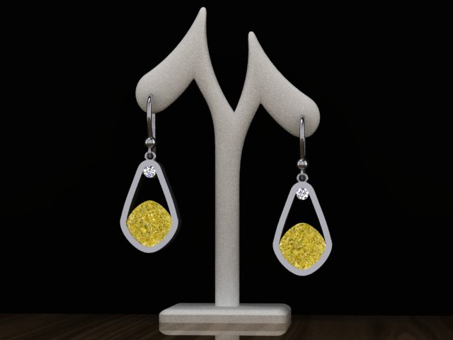 yellow diamond hanging earrings.jpg