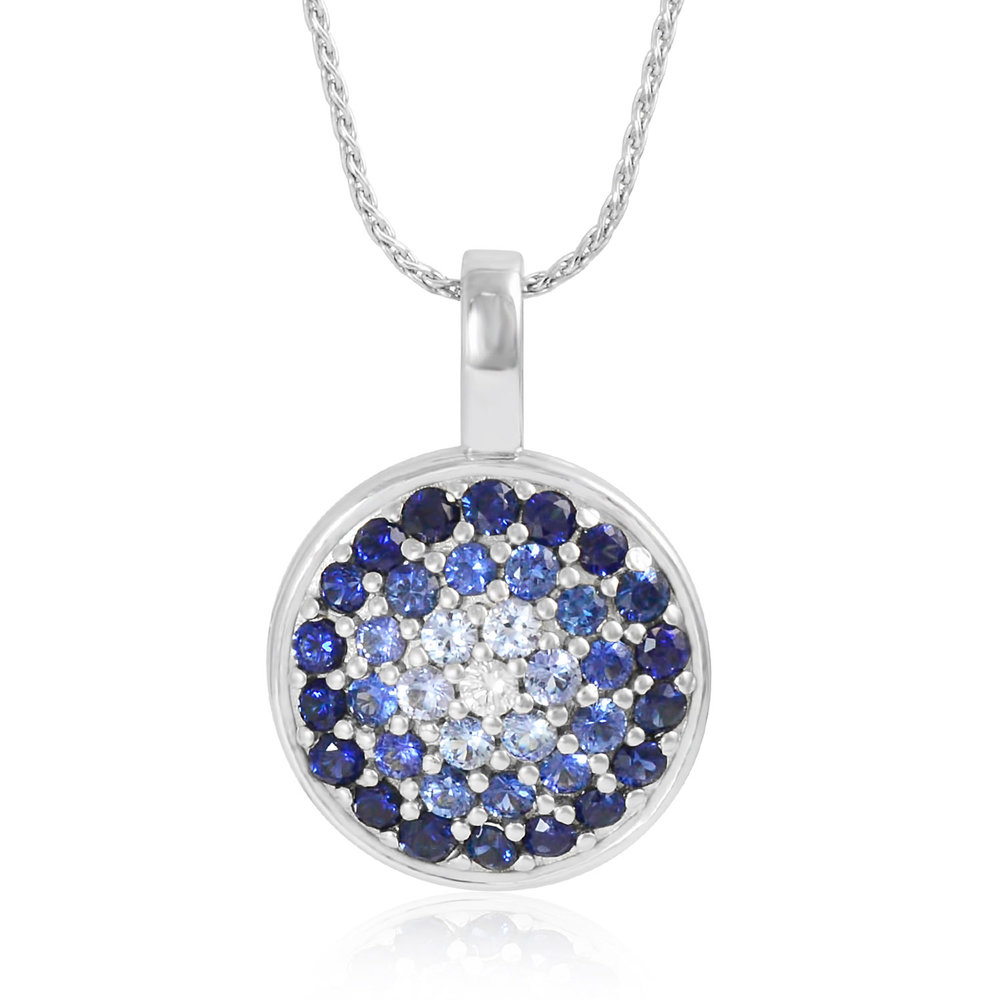 single in graduated sapphire with zigzag blue line drop jewelry nl diamond wg platinum necklace