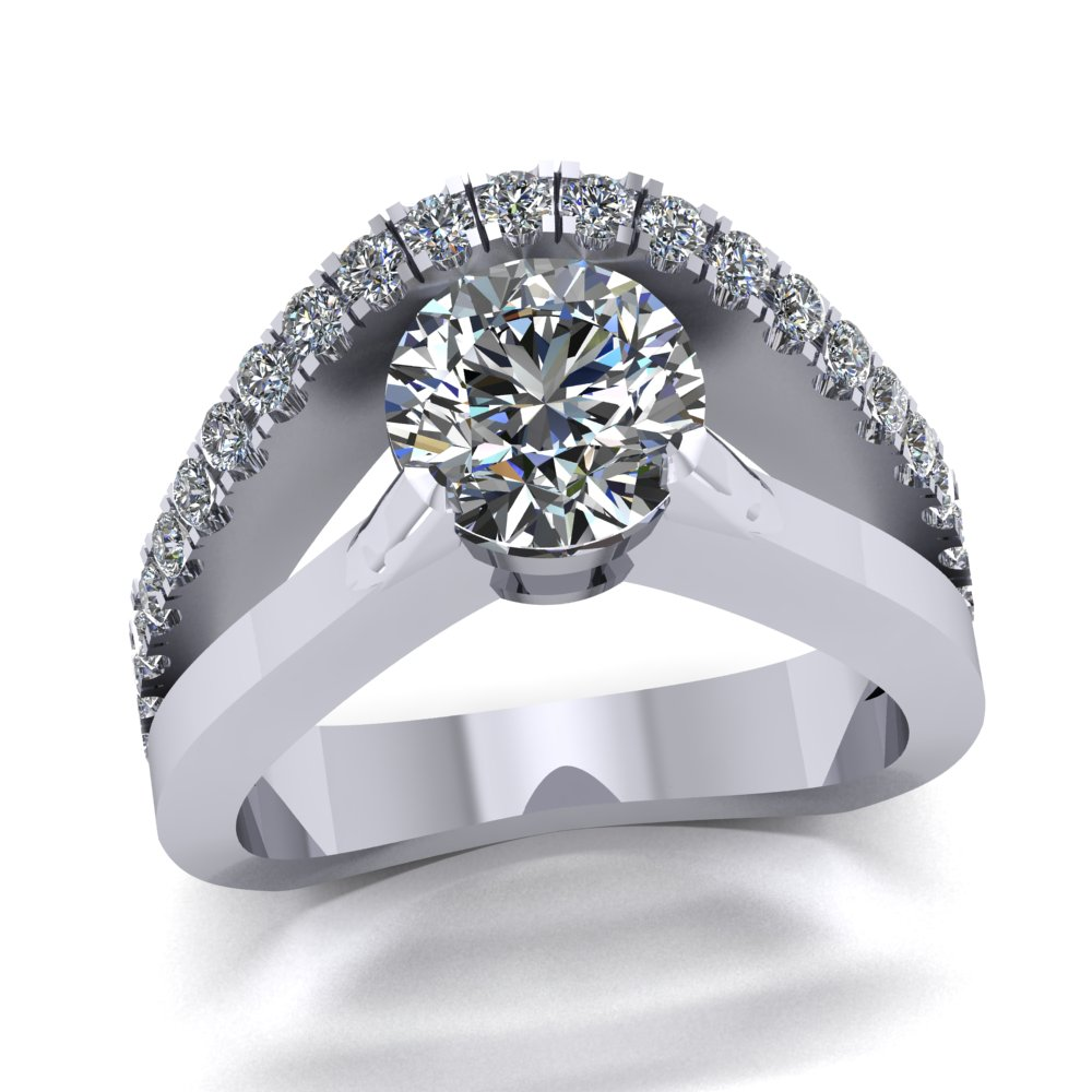 Contemporary bold diamond engagement ring.jpg