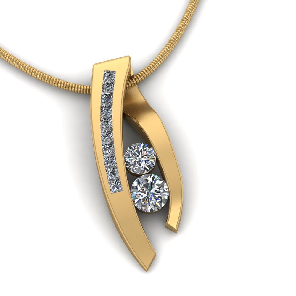 modern free form diamond pendant.jpg