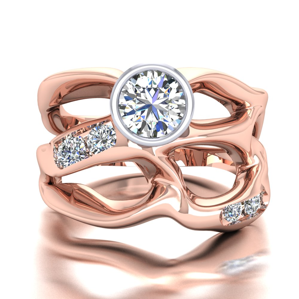Rose Gold Freeform Diamond Organic.jpg