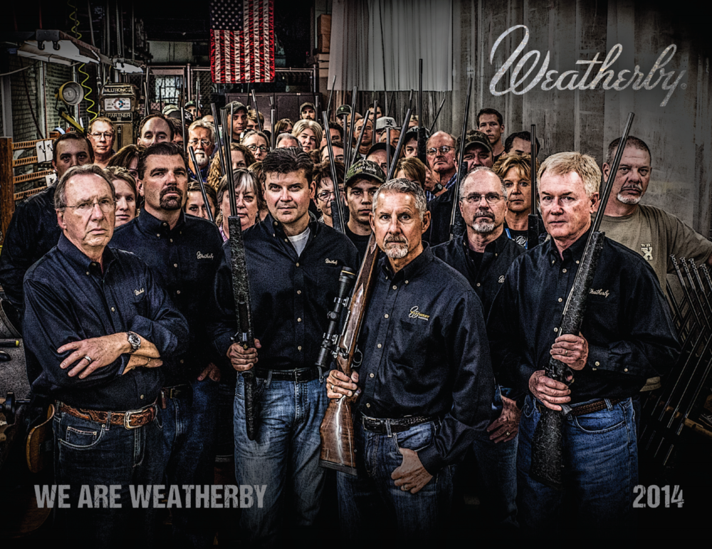 2014 Weatherby Catalog