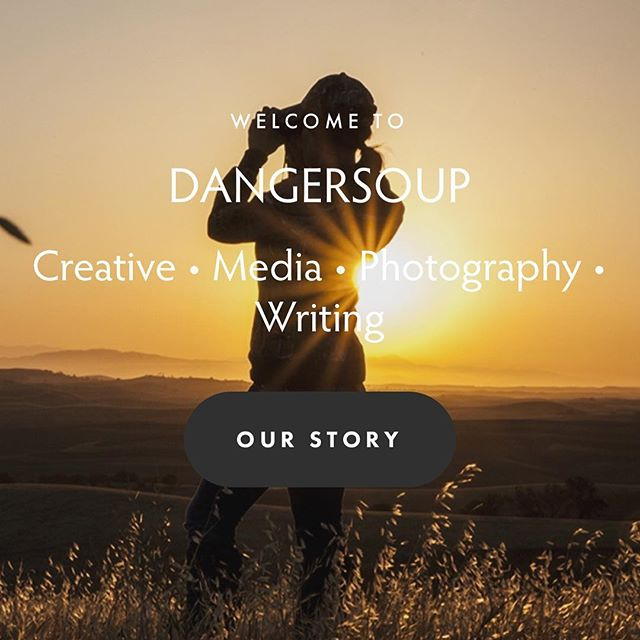 The new website is live! Link is in the profile. Let us know what you think of the new Dangersoup.com.