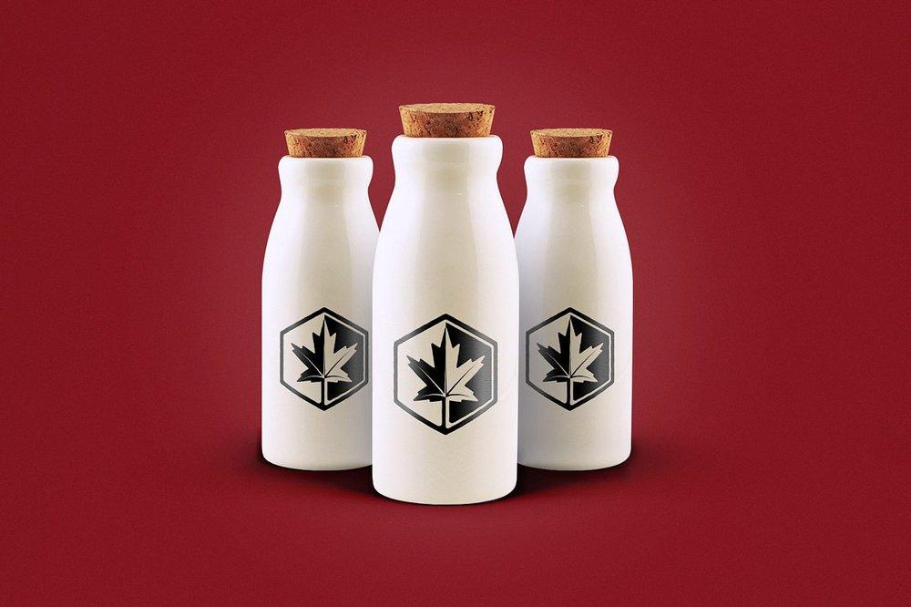 Maple Leaf Logo Product