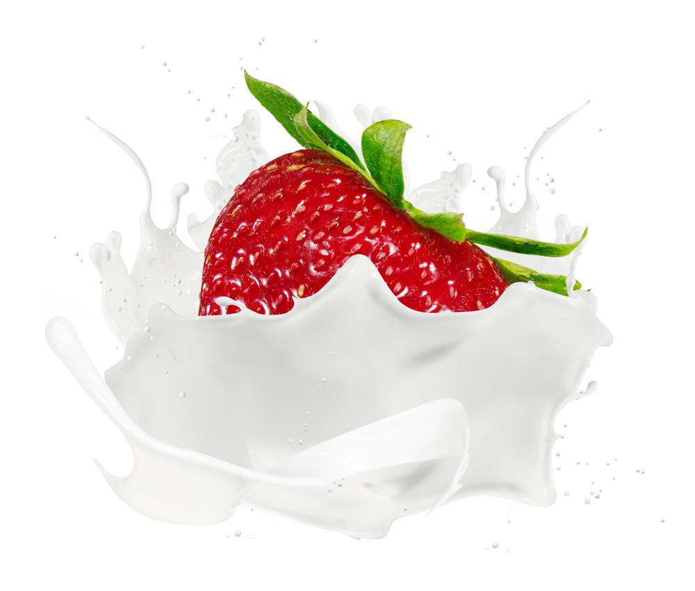 Fruit splash classic - Strawberry Milk Splash