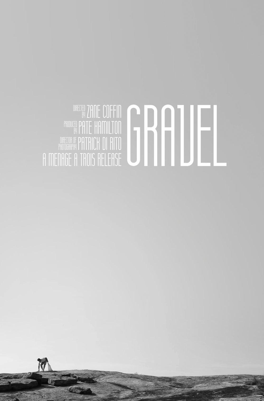 gravel film poster