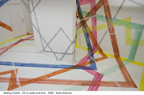 """Making Visible"" installation"
