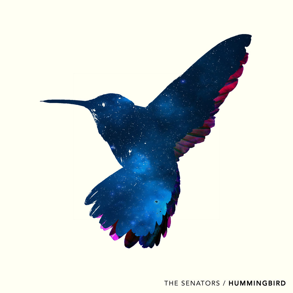 'Hummingbird' Single Art