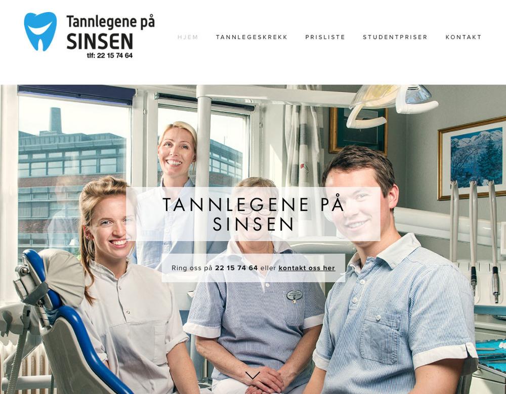 Tannlegene på Sinsen