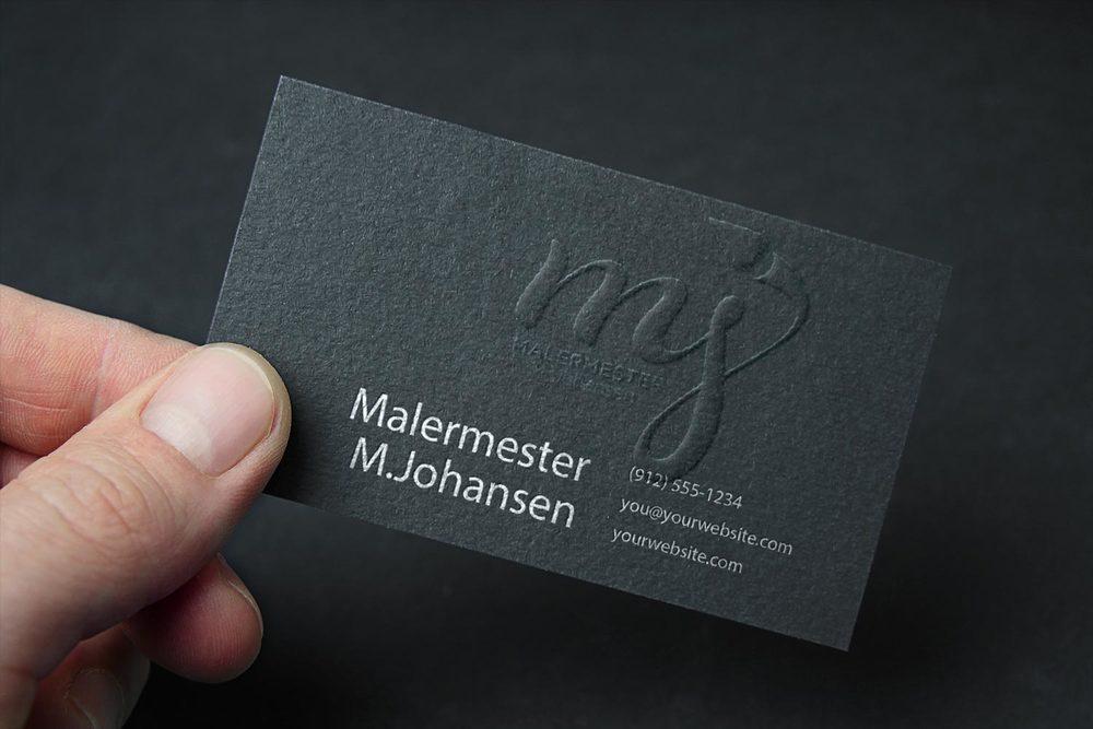 Malemester M.Johansen