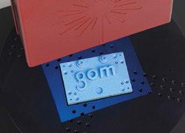 Introducción a la digitalización en 3D y a la inspección 3D con experimentos de laboratorio especialmente desarrollados para la formación práctica.
