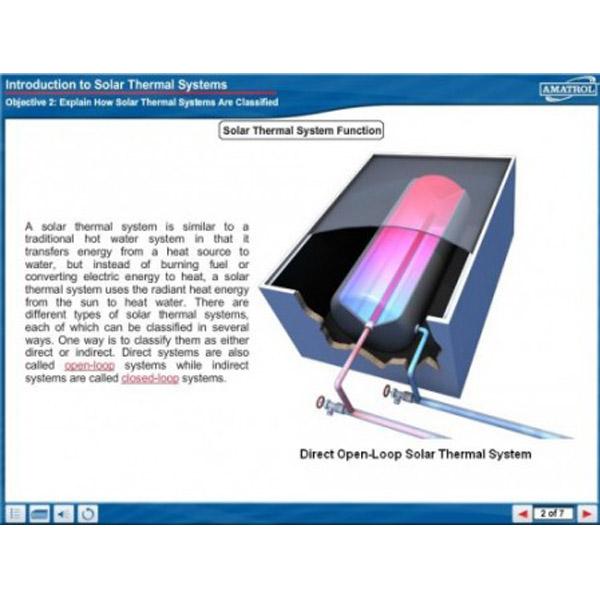 cod: TE38  Colector de energía solar concentrado