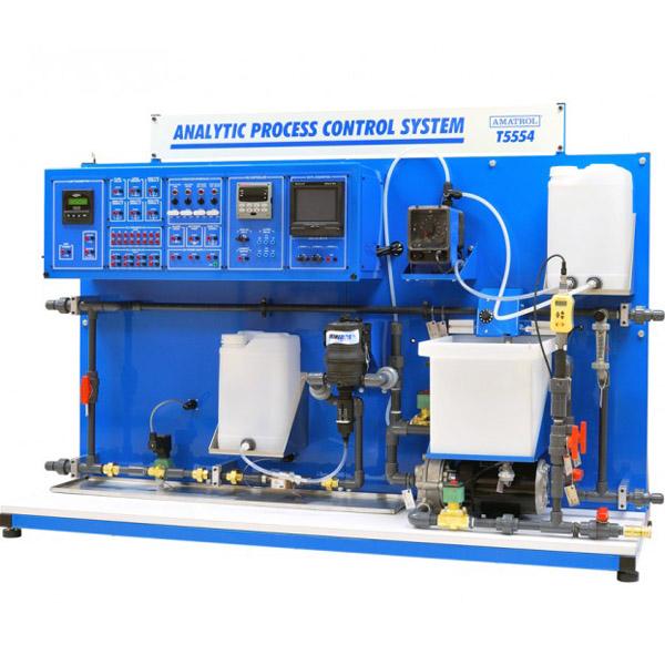 cod: CE103  Aparato de proceso de control térmico